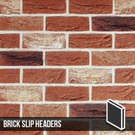 Kingsbury Brick Slip Header
