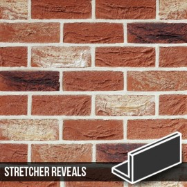 Kingsbury Brick Slip Stretcher Reveal