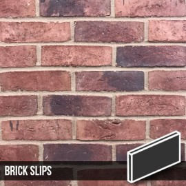 Urban Weathered Red Brick Slips