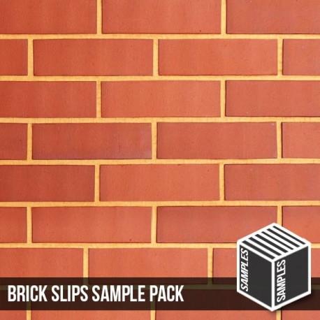 Tuscan Red Brick Slips