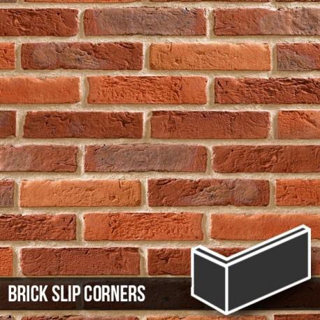 Regency Blend Brick Slip Corners