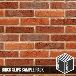 Regency Blend Brick Slip - Sample