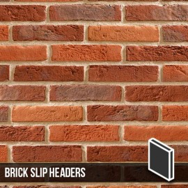 Regency Brick Slip Headers