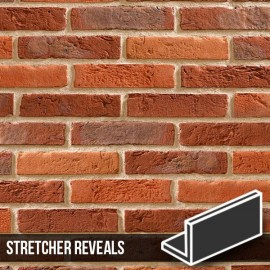 Regency Brick Slip Stretcher Reveal