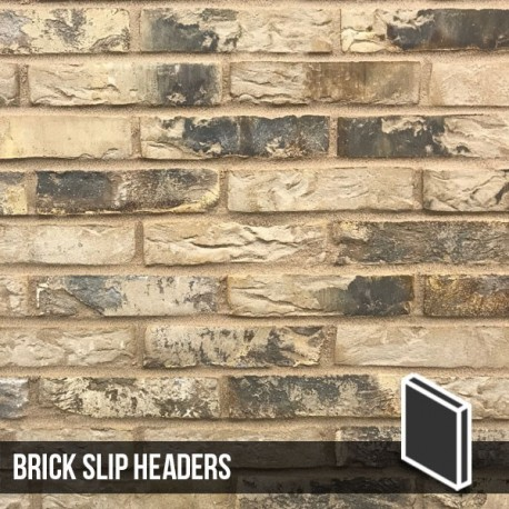 Olde London Mixture Brick Slip Headers