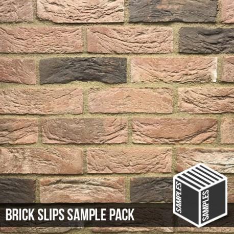 Windsor Blend Brick Slip - Sample