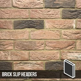 Windsor Blend Brick Slip Header
