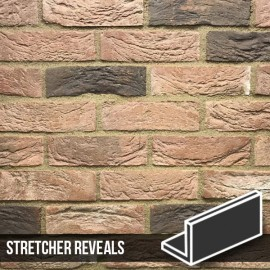 Windsor Blend Brick Slip Stretcher Reveal