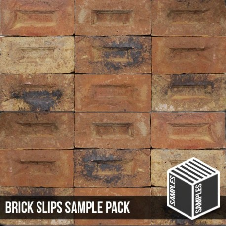 Cinda Brick Slip Sample