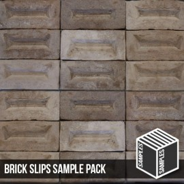 Kona Brick Slip - Sample