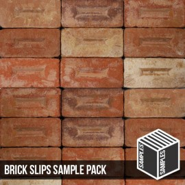 Lava Brick Slip - Sample