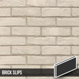Manhattan White Brick Slips
