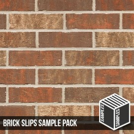 Sherwood Brick Slip - Sample