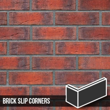 Furnace Brick Slip Corners