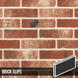 Fenland Red Brick Slips
