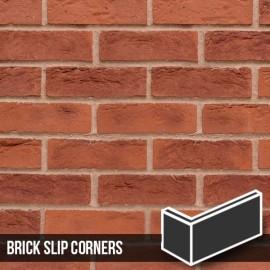 Hastings Red Blend Brick Slip Corners
