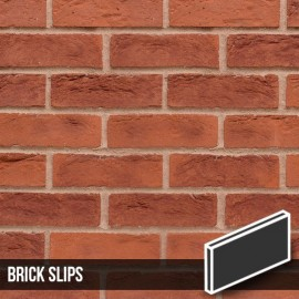 Hastings Red Blend Brick Slips