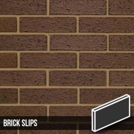 Brown Rustic Brick Slips