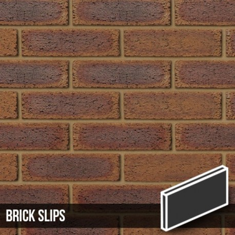 County Rustic Brick Slips