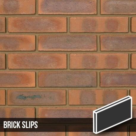 Smooth Mixture Brick Slips