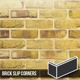 London Reclaimed Stock Brick Slip Corners