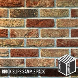 Hamlet Mixture Brick Slip - Sample
