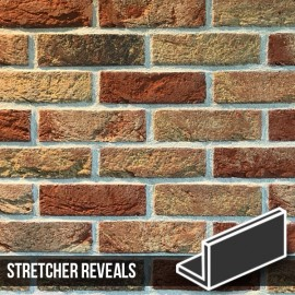 Hamlet Mixture Brick Slip Stretcher Reveal