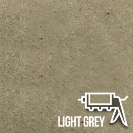 Light Grey Brick Slips Gun Injected Mortar