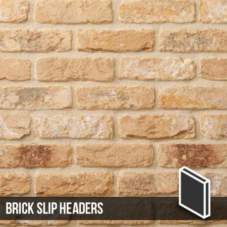 The Sandalwood Brick Slips