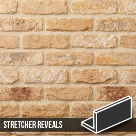 New Sandalwood Brick Slip Stretcher Reveal