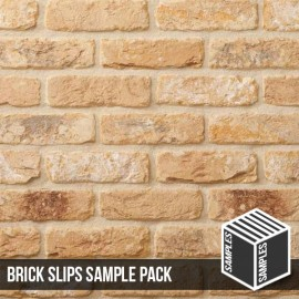New Sandalwood Brick Slip - Sample