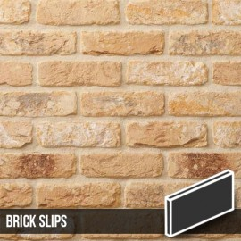 New Sandalwood Brick Slips