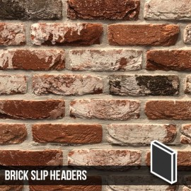 Docklands Red Multi Brick Slip Header