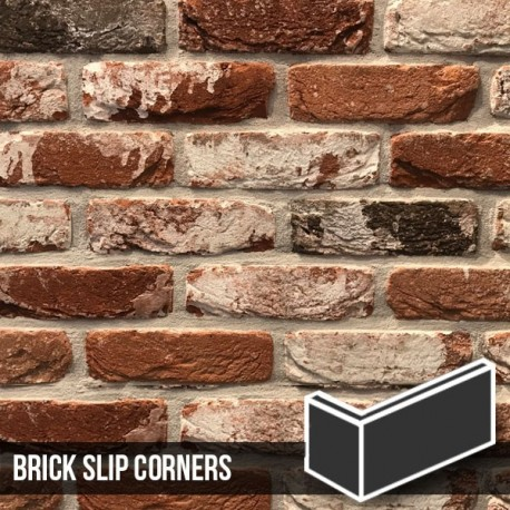 Docklands Brick Slip Corners