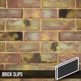 Reclaimed Coach House Brick Slips