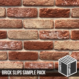 Olde Grange Brick Slip - Sample