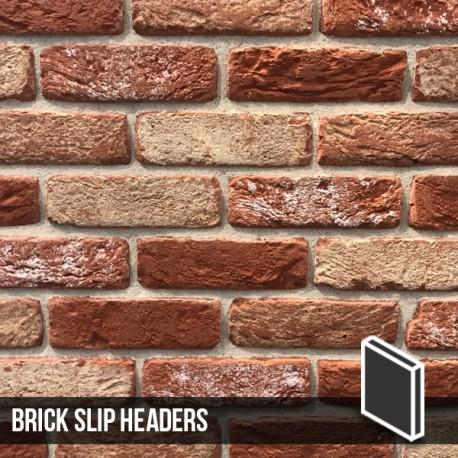 Olde Grange Brick Slip Header