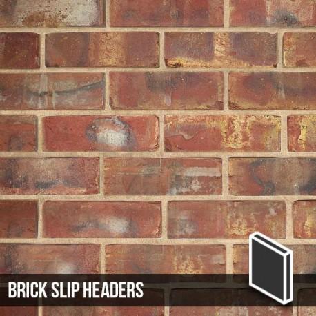 Olde Victorian Red Blend Brick Slips