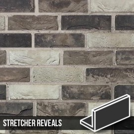 Eclipse Brick Slip Stretcher Reveal