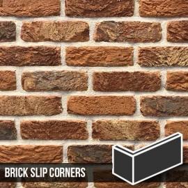 Olde Watermill Brick Slip Corners
