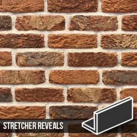 Olde Watermill Brick Slip Stretcher Reveal