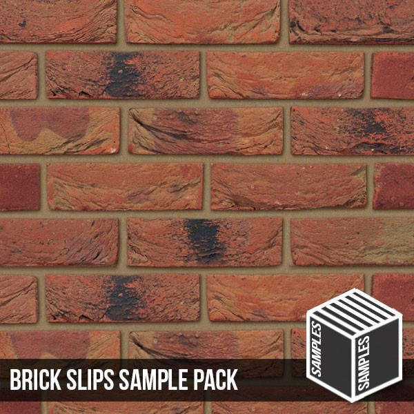 The Hampton Brick Slip Sample