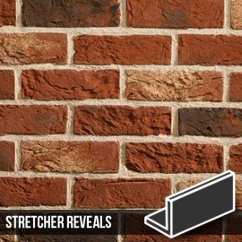 Knightsbridge Multi Brick Slip Stretcher Reveal