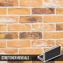 Mayfair Brick Slip Stretcher Reveal
