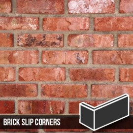 Olde Heritage Brick Slip Corners