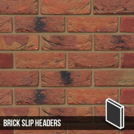 The Hampton Brick Slip Header