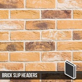 Mayfair Brick Slip Header