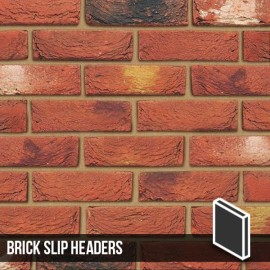 The Portabello Brick Slip Header