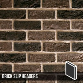 Monsoon Brick Slip Header