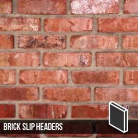 Olde Heritage Brick Slip Header